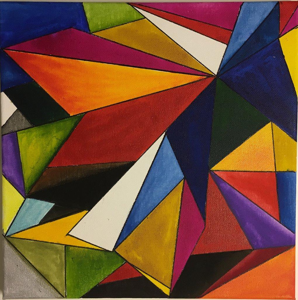 Im Dreieck